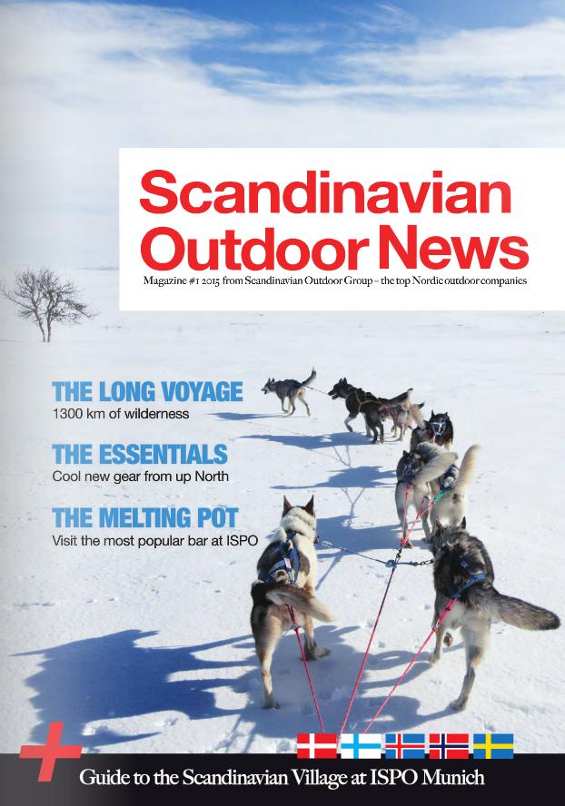 Scandinavian Outdoor News Magazine 2015 Nr. 1