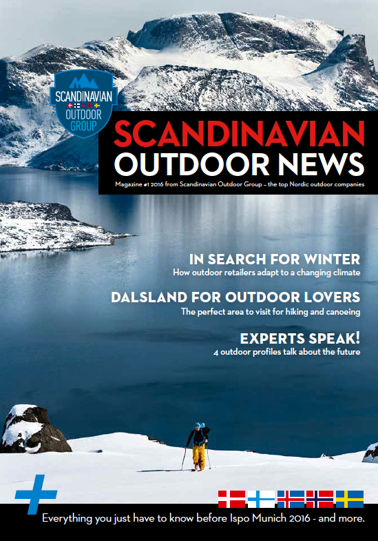 Scandinavian Outdoor News