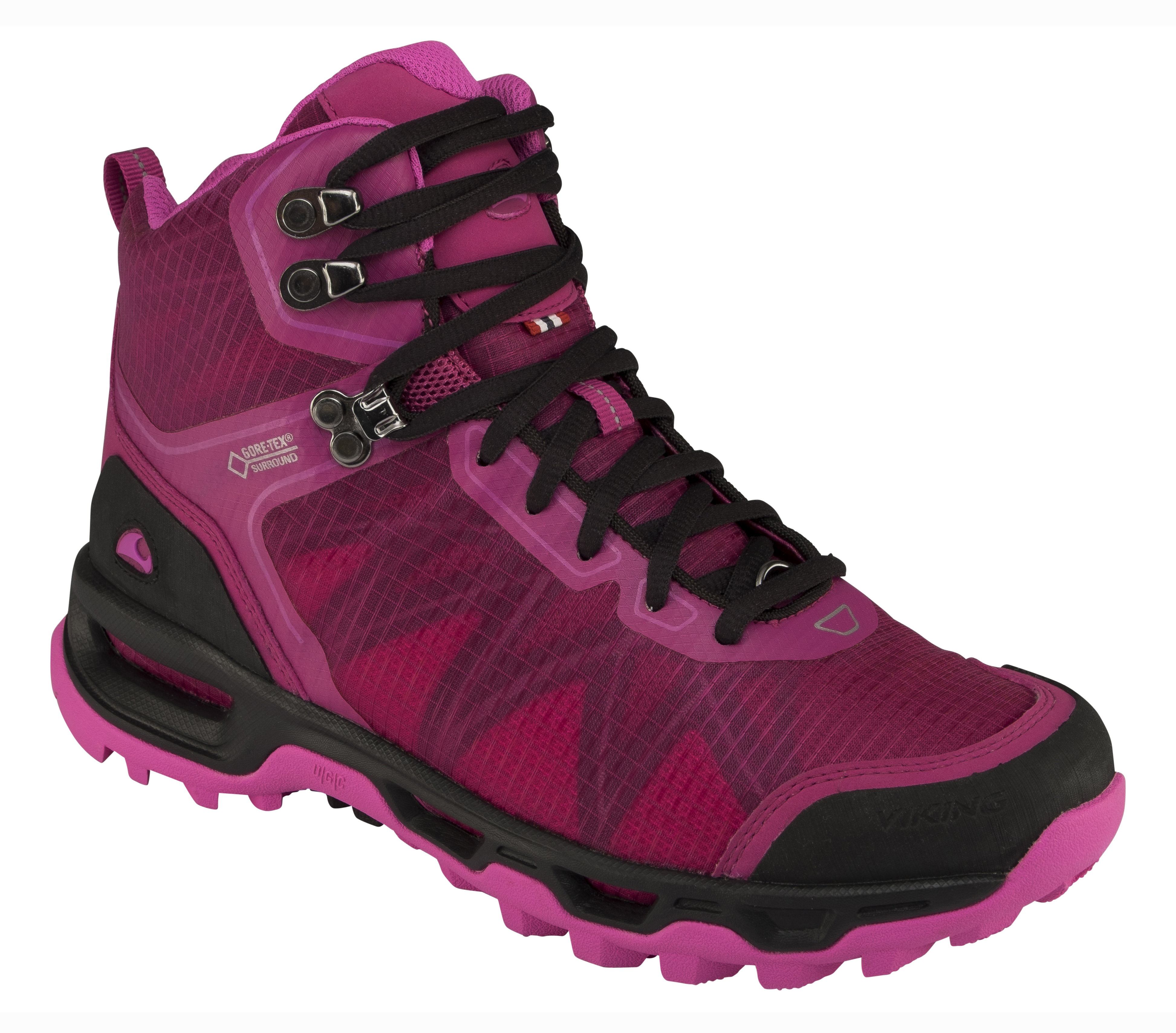 Kuling Mid GTX, Womens Low Rise Hiking Boots Viking