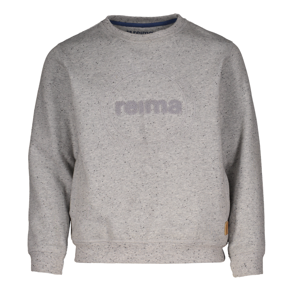 Sweater of GOTS certified organic cotton