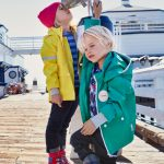 Reimatec® garments keep kids dry and comfortable in any weather.