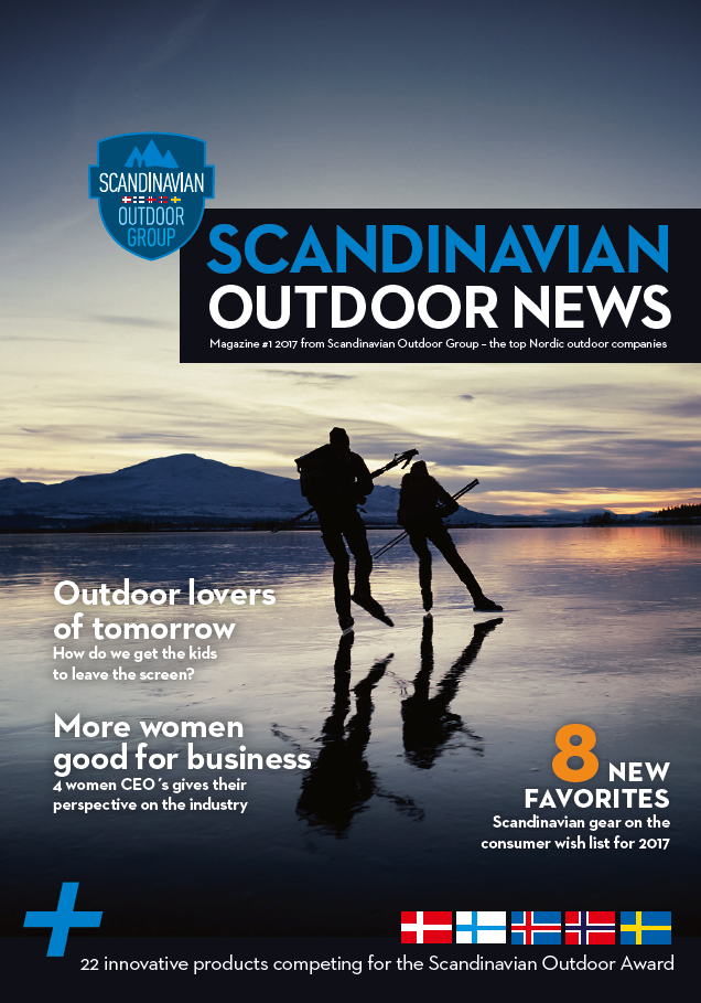 Scandinavian Outdoor News 2017