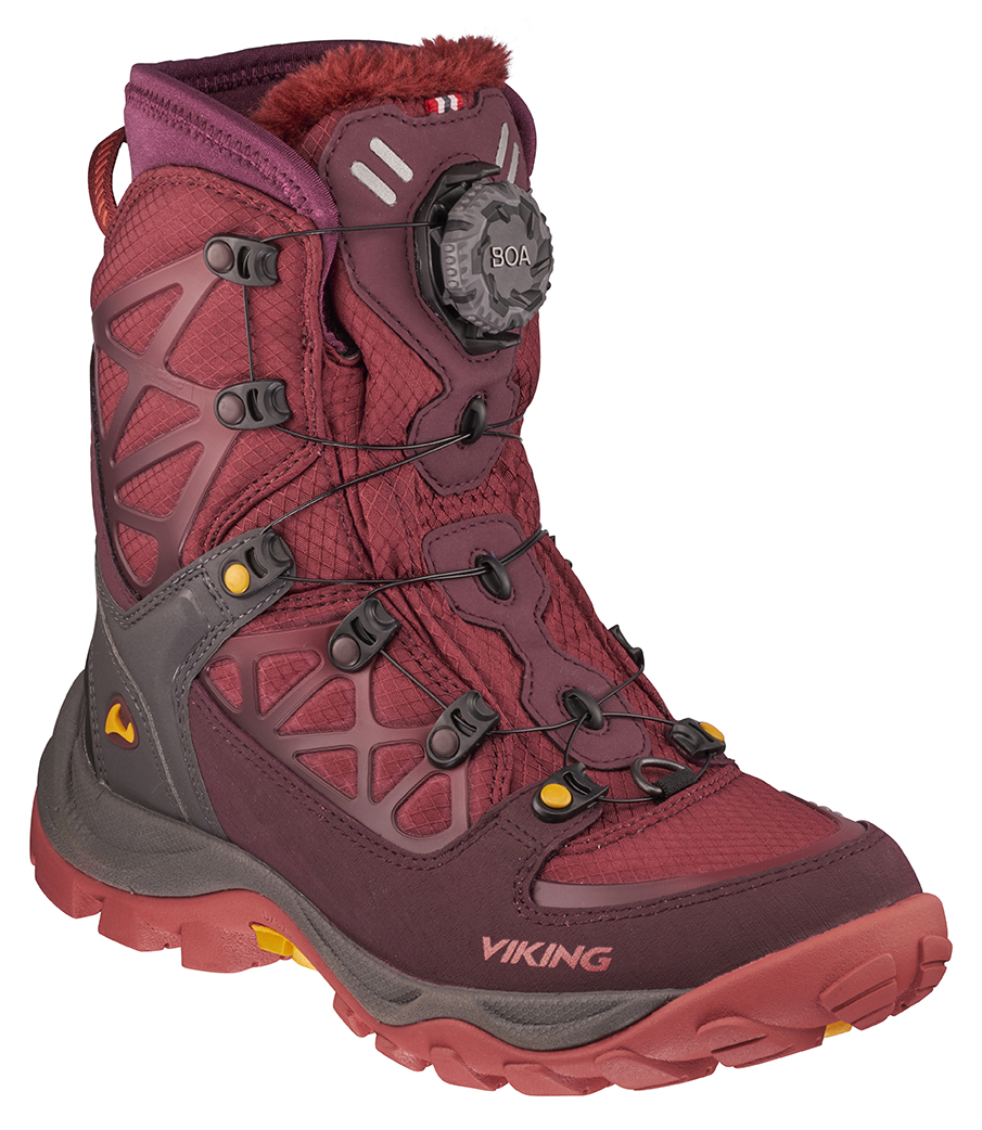 0fb6e2f2 Jury's honorable mention: VIKING OUTDOOR FOOTWEAR – CONSTRICTOR III BOA