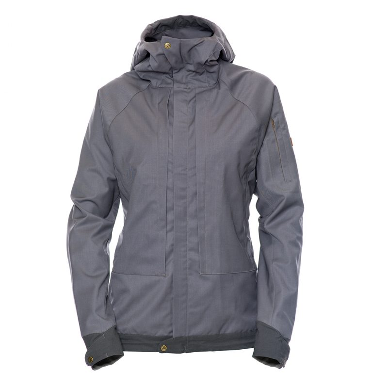 WOMENS Badland Jacket Salmiak