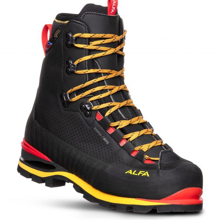 ALFA Juvass A/P/S GTX - Front