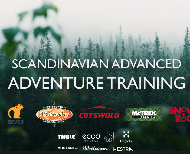 Advanced Adventure Training