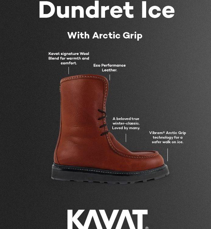 Kavat Dundret Ice