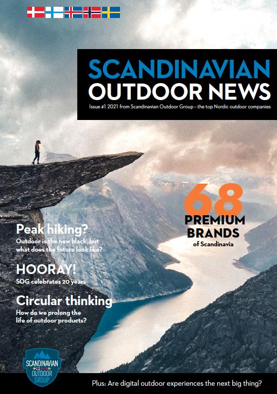 Scandinavian Outdoor News 2021